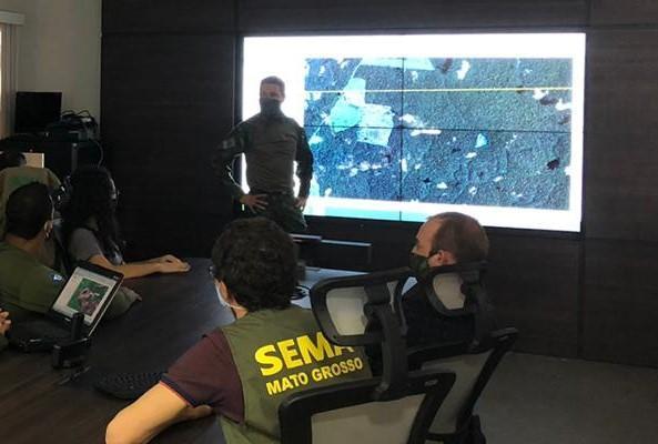 Sema amplia tecnologia que permite mais agilidade em análises de imagens de satélites