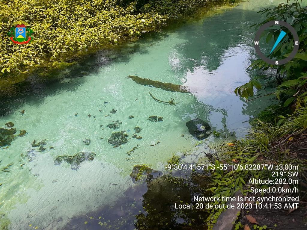 Fiscalização combate crimes ambientais no Parque Estadual do Cristalino em Novo Mundo