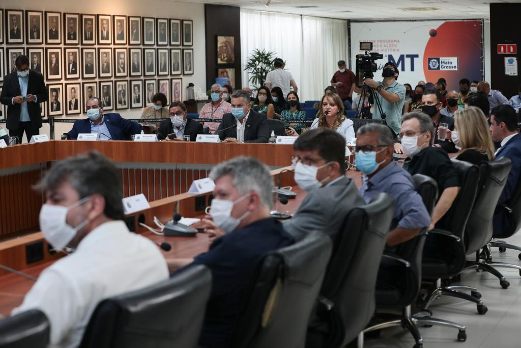 Mato Grosso apresenta plano de neutralização de emissões de carbono até 2035