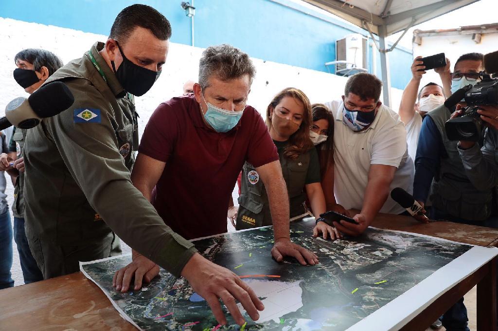 Governo, Judiciário e MP avançam em solução conjunta para Baía de Chacororé