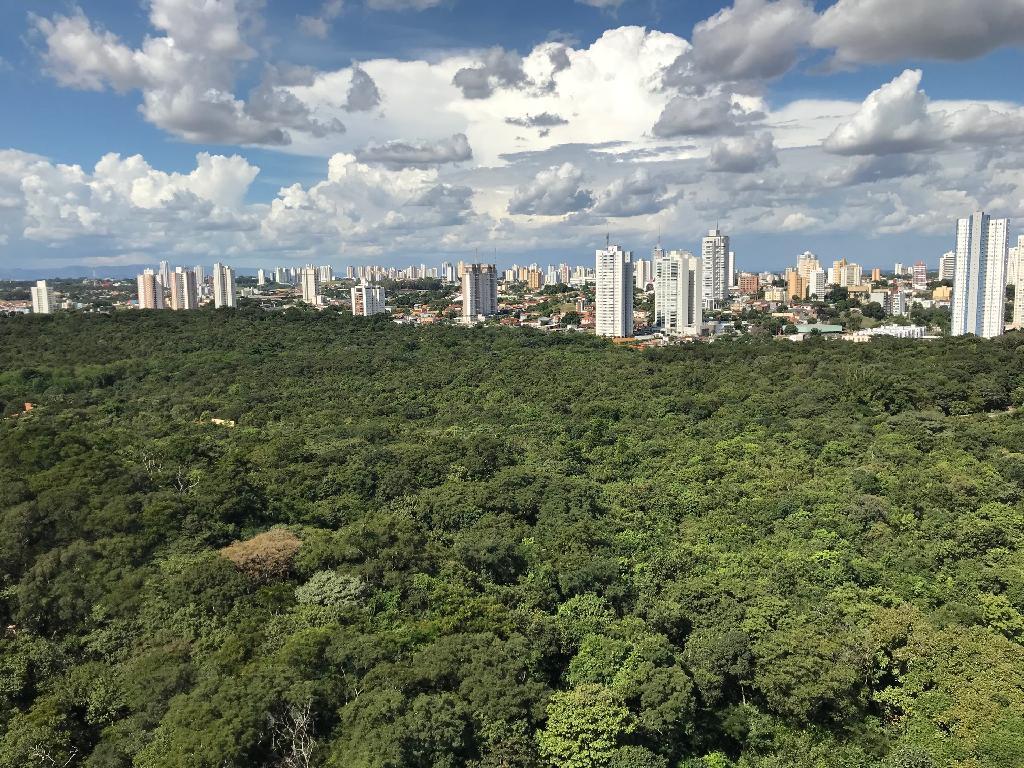 Parques estaduais de Cuiabá suspendem atividade a partir desta quinta-feira (1°)