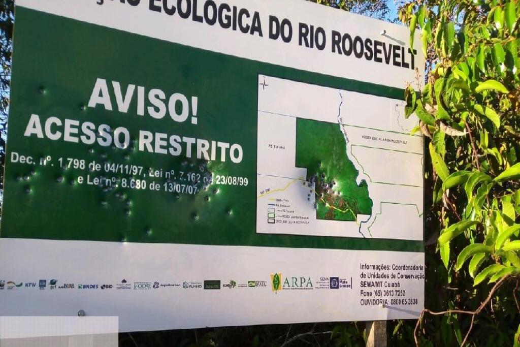 Estado intensifica Operação Amazônia após represálias de infratores ambientais em Colniza
